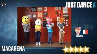 Just Dance 2015 Macarena - VIP