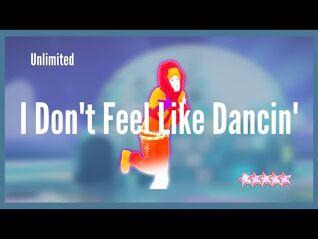 Just Dance 2020 (Unlimited) - I Don't Feel Like Dancin'