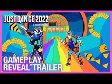 Just Dance 2022 Official Song List - Part 1 (US)