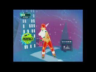 Just Dance 3 - Crazy Christmas 5 Étoiles (DLC)⭐️⭐️⭐️⭐️⭐️