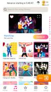 Handclap jdnow menu phone 2020