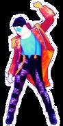 Item gamemode justdance coach 1
