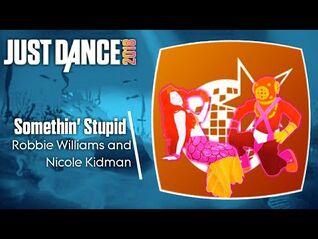 Just Dance 2018 (Unlimited)- Somethin' Stupid