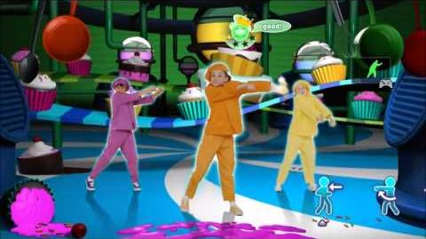 Party In The Kitchen - Just Dance Kids 2014