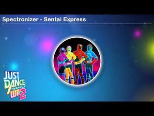 Spectronizer - Sentai Express - Just Dance Wii 2