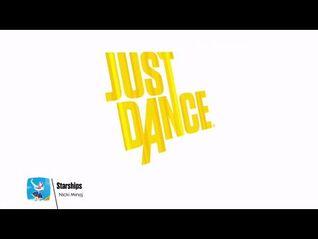 Starships-Nicki Minaj-Just Dance 2018 Unlimited