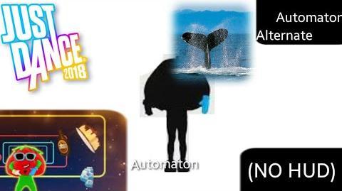 Automaton (Tomato Version) - Just Dance 2018 (No GUI)
