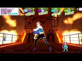 Just Dance Now- Heat Seeker by DREAMERS- Megastar Just Dance 2021