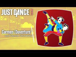 Just Dance 2018- Carmen (Ouverture)