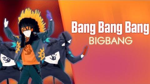 Bang Bang Bang (HUD Only) - 舞力全开:活力派 (Mod)