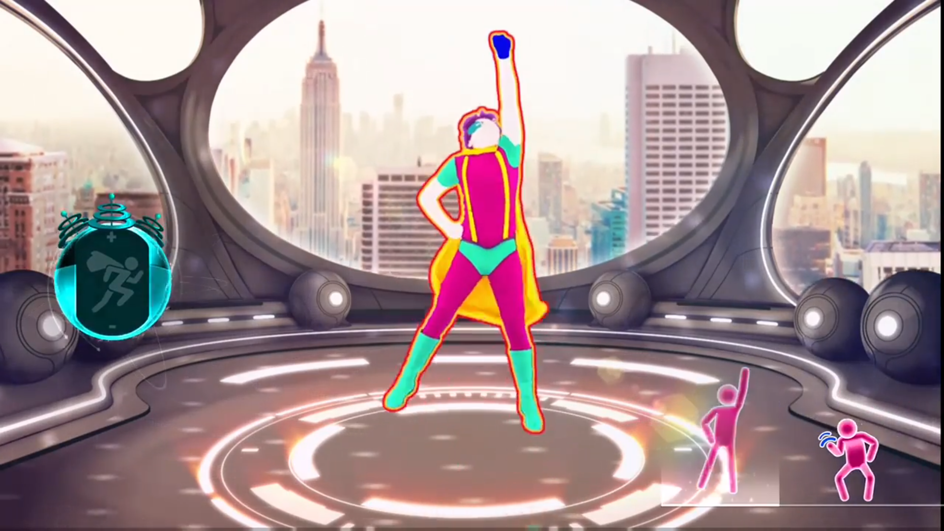Just Dance Machine/Superhero