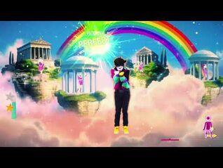 Just Dance 2020- Ultraclub 90 - What Is Love (MEGASTAR)