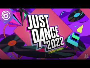 Just Dance 2022 Gameplay Reveal Trailer (Nintendo Direct)
