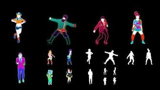Just Dance 4 - We No Speak Americano Puppet Master Extraction