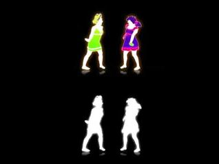 The Shoop Shoop Song (Full Extraction + Mask) - Just Dance 2