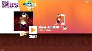 Circus (Extreme Version) - Just Dance Now