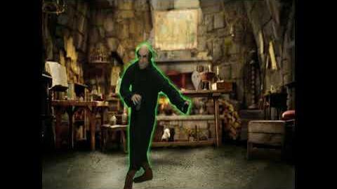 Gargamel - The Smurfs Dance Party (Extraction) (Beta)