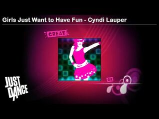 Girls Just Want to Have Fun - Cyndi Lauper - Just Dance 1