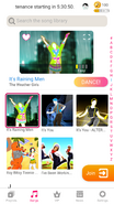 Itsrainingmen jdnow menu phone 2020