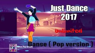 Just Dance 2017 ( Unlimited ) - Danse ( Pop version ) - 5 Stars ( Super Stars )