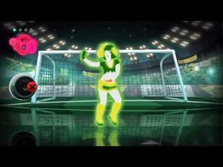 Just Dance 2 - Extra Songs - Futebol Crazy