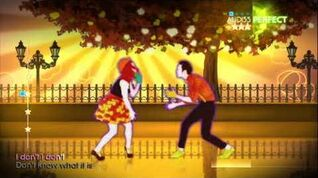 Just Dance 4 - One Thing (DLC)