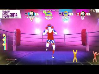 Eye of the Tiger - Just Dance Now