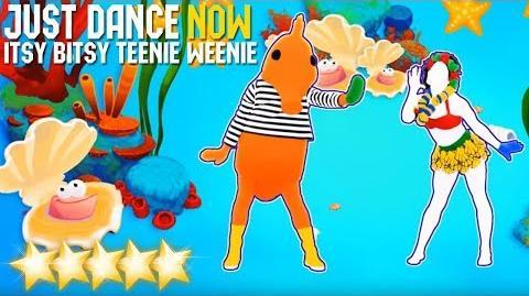 Itsy Bitsy Teenie Weenie Yellow Polka Dot Bikini - Just Dance Now