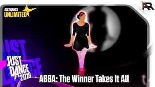 Just Dance Unlimited - ABBA The Winner Takes It All