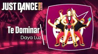 Te Dominar - Just Dance 2018