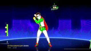 Alfonso Signorini (eroe nazionale)-Just Dance 2014