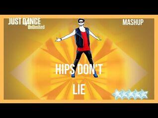 Just Dance 2017 (Unlimited) - Hips Don't Lie - Mashup