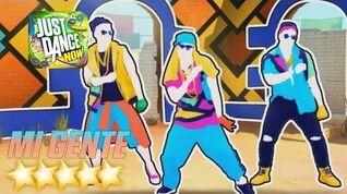 Just Dance Now - Mi Gente 5 Stars