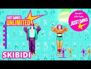 Skibidi, Little Big - MEGASTAR, 2-2 GOLD - Just Dance 2020 Unlimited -PS5-