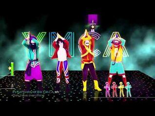 Y M C A by The Village People Music & Lyrics Video YMCA Just Dance 2019 5 Stars