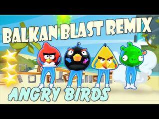 🌟 Just dance 2016- Balkan Blast Remix - Angry Birds 🌟