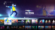 Amiwrong jd2016 menu