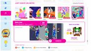 Girlslike jd2021 menu