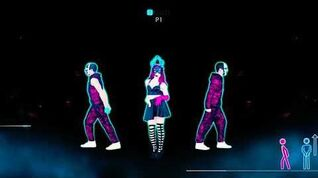 Just Dance 2014 - Where Have You Been (on stage)