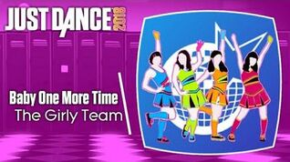 Just Dance 2018 (Unlimited) Baby One More Time