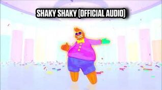 Shaky Shaky (Official Audio) - Just Dance Music