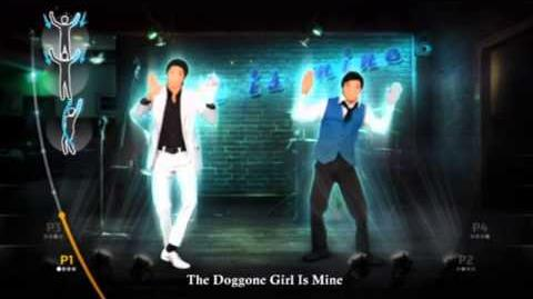 The Girl Is Mine - Michael Jackson The Experience (Wii)