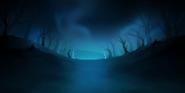 Halloweenquat background element 1