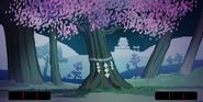 Kungfu score background