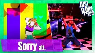 Sorry (Extreme Version) - Just Dance 2019