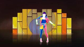 -Just Dance 4- Domino - Jessie J - © Ubisoft