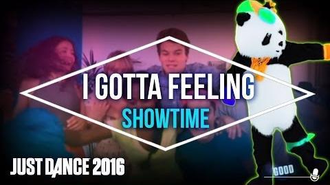I Gotta Feeling (Showtime) - Gameplay Teaser