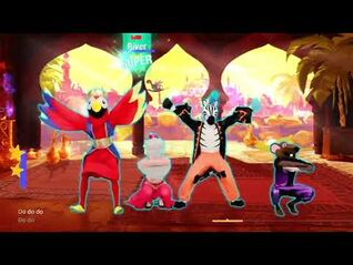 Just Dance 2021 Istanbul - They Might Be Giants 12156 points (Dancer of the Week 5-1-21)