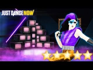 Just Dance Now- Spin Me Round - 5 stars