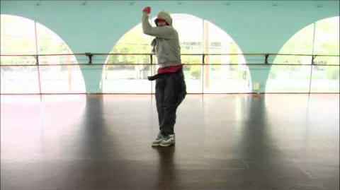 The Hip-Hop Dance Experience - Behind the Scenes (UK)